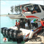 Paket One Day Tour Pulau Pari Speedboat
