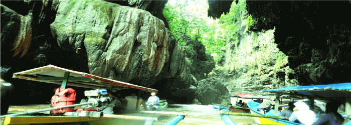 Rafting Green Canyon