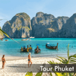 Phuket Phi phi James Bond Island 4 Hari