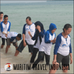 Outbound Pulau Seribu